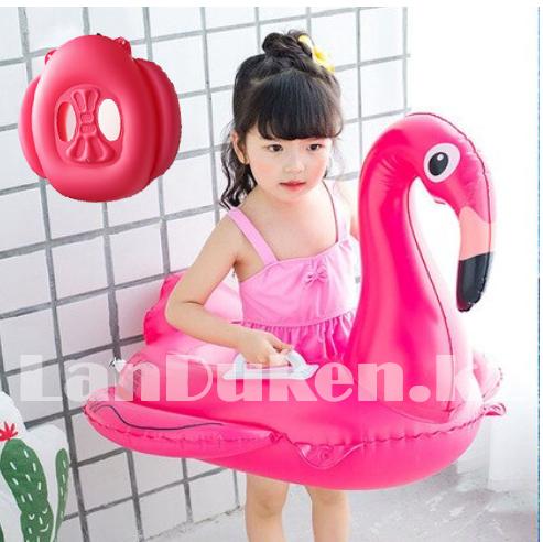 """Надувной круг """"Фламинго""""  75*75 см"""