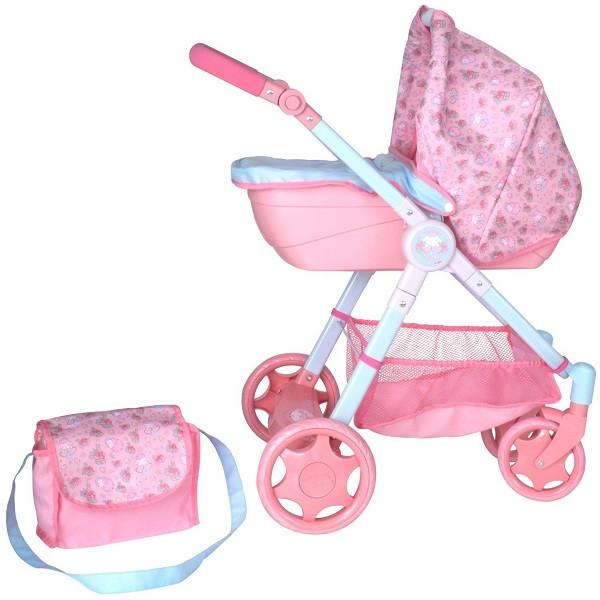 Zapf Creation Baby Annabell 1423572 Бэби Аннабель Коляска делюкс 2018