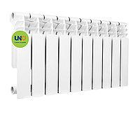 UNO-LOGANO 350/100 (10секц) Алюминиевый радиатор, фото 1