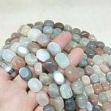 Лунный камень (селенит), фриформ, фото 2