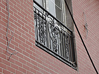 Ограждения на окна в частный дом