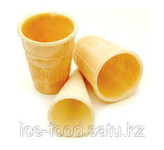 Стакан вафельный для мягкого мороженого 100гр, 552 шт коробка
