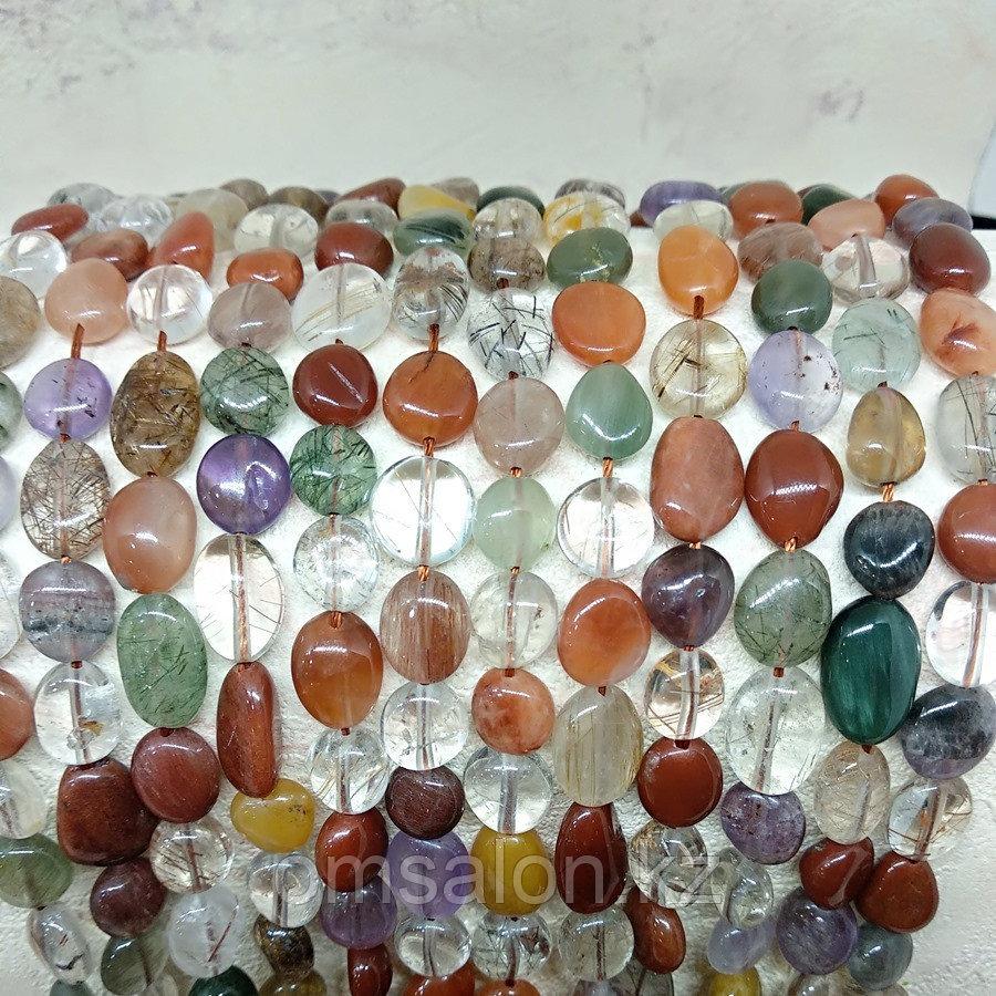 Микс камней, 10х8х5мм