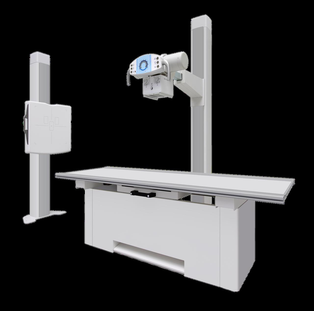 Стационарная цифровая рентгеновская система DRE 140