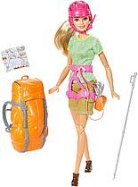 Барби Безграничные движения Кукла альпинист