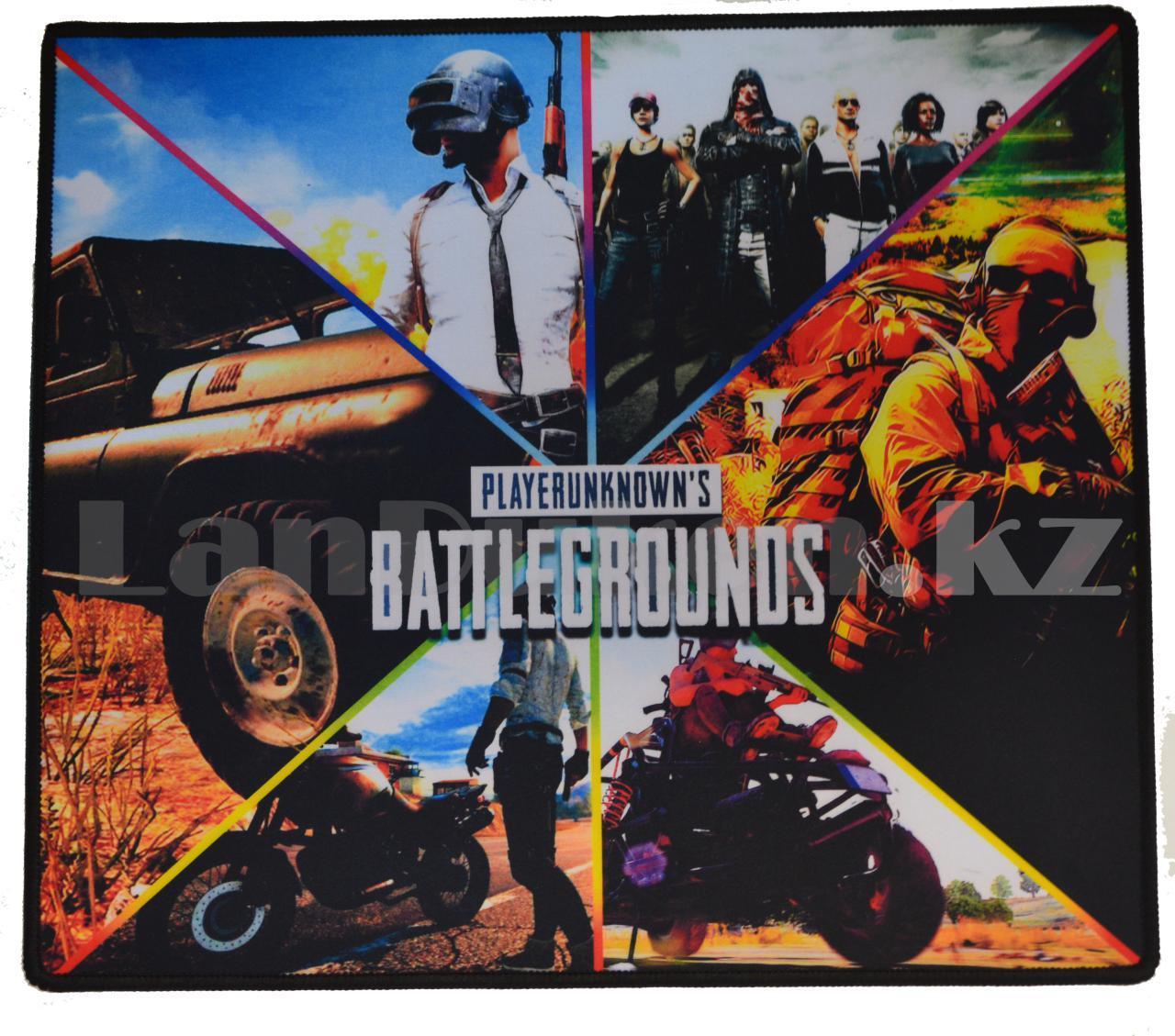 """Коврик для мыши """"PlayerUnknown's Battlegrounds"""" большой прямоугольный 400x350mm"""