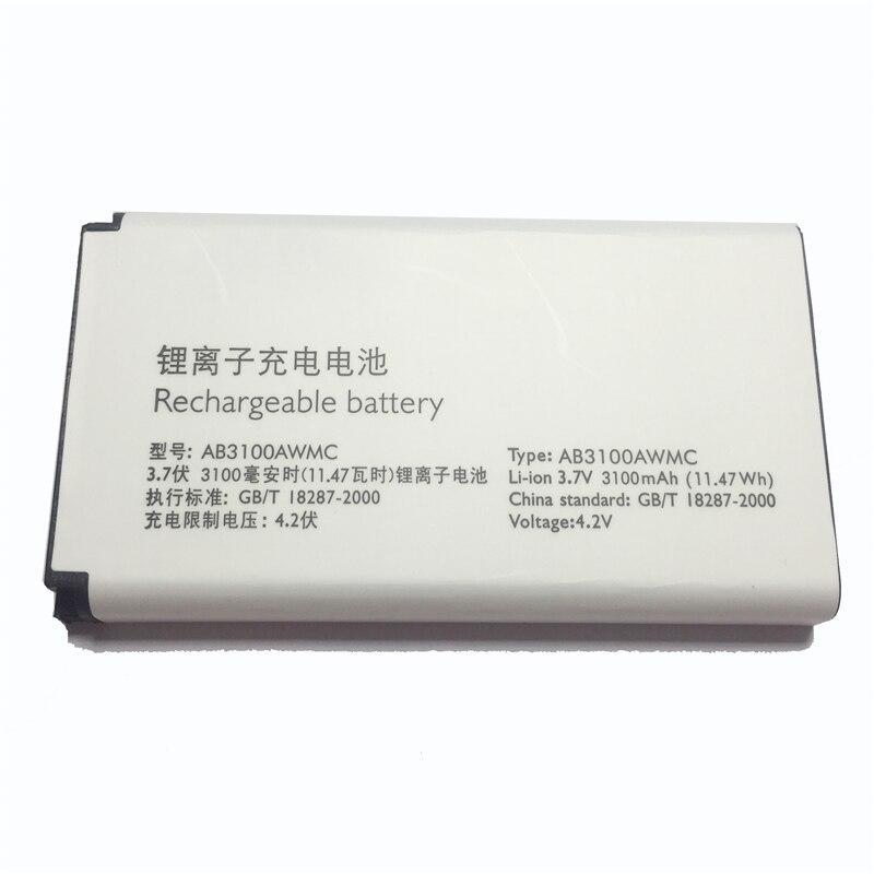 Заводской аккумулятор для Philips E181 (AB3100AWMC, 1530 mah)
