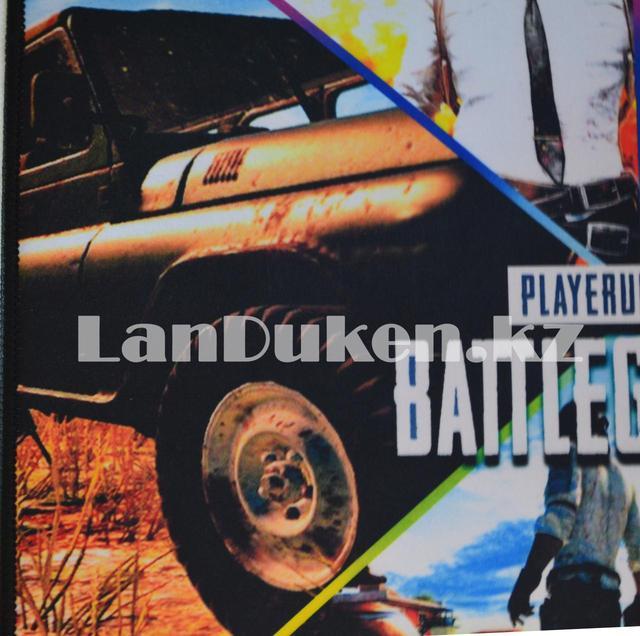 Коврик для мыши G-6 PlayerUnknown's Battlegrounds большой прямоугольный 400x350mm