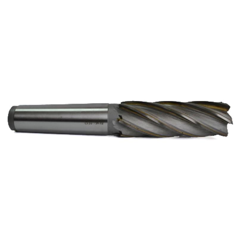 Фрезы концевые с коническим хвостовиком для обработки деталей из легких сплавов 20х75 2-зуб.
