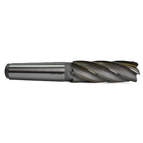 Фрезы концевые с коническим хвостовиком для обработки деталей из легких сплавов 30х75 2-зуб.