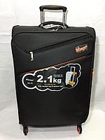 Средний дорожный чемодан на 4-х колесах Verage,нейлон,вес-2,1 кг,обьем 63 литр,66/41/25.