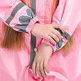 Дождевик  детский розовый кролик, фото 5