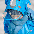 Дождевик детский  синий, фото 7
