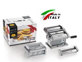 Marcato Pasta Set лапшерезка - тестораскатка + пельменница