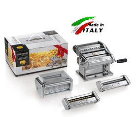 Набор для изготовления пасты Marcato Multipast (лапшерезка, тестораскатка, пельменница)