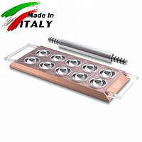 Marcato Ravioli Tablet Rosa форма для приготовления равиоли, фото 1