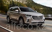 Защита картера и КПП Hyundai Santa Fe 2018-