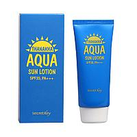 Солнцезащитный лосьон Secret Key Thanakha Agua Sun Lotion SPF35/PA+++