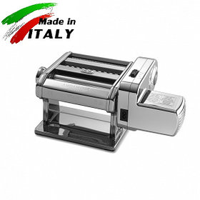 Marcato Ampia Motor 180 mm  электрическая тестораскатка - лапшерезка раскатка для теста
