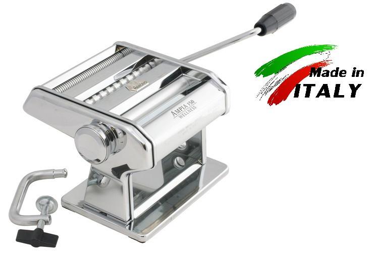 Тестораскатка - лапшерезка Marcato Ampia 150 mm Classic