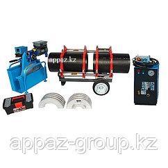 Оборудование для сварки и пайки полиэтиленовых труб AL 315 (90-315 мм)