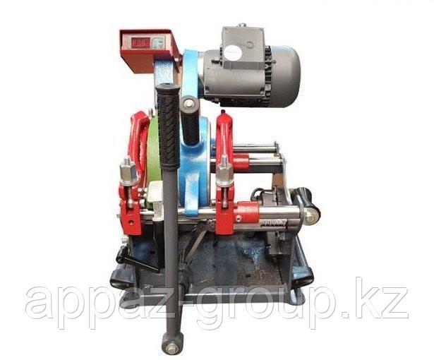 Сварочный аппарат для стыковой сварки пнд труб Turan Makina AL160