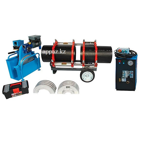 Оборудование для сварки пластиковых труб AL 250