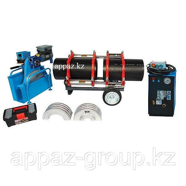 Оборудование для сварки пластиковых труб Turan Makina AL 315 (90-315мм)