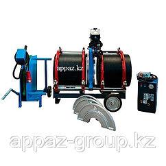 Аппарат стыковой сварки пластиковых труб Turan Makina АL 500 (180-500мм)