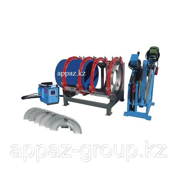 Аппарат стыковой сварки полиэтиленовых труб Turan Makina AL 800