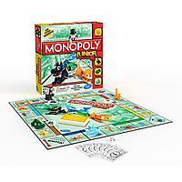 Настольная игра Монополия Junior детская с 5 лет Моя первая монополия, фото 1