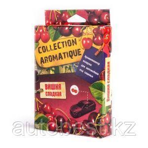 Ароматизатор воздуха под сиденье, Вишня сладкая, Collection Aromatic, 1/40