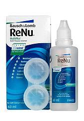 Раствор для линз Renu Multiplus 60 мл.