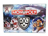 Монополия КХЛ. Настольная экономическая игра. Хасбро, фото 1
