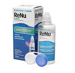 Раствор для линз Renu Multiplus 240 мл.