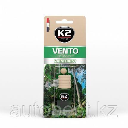 Ароматизатор K2 «VENTO» флакон с деревянной крышкой (тропический лес)