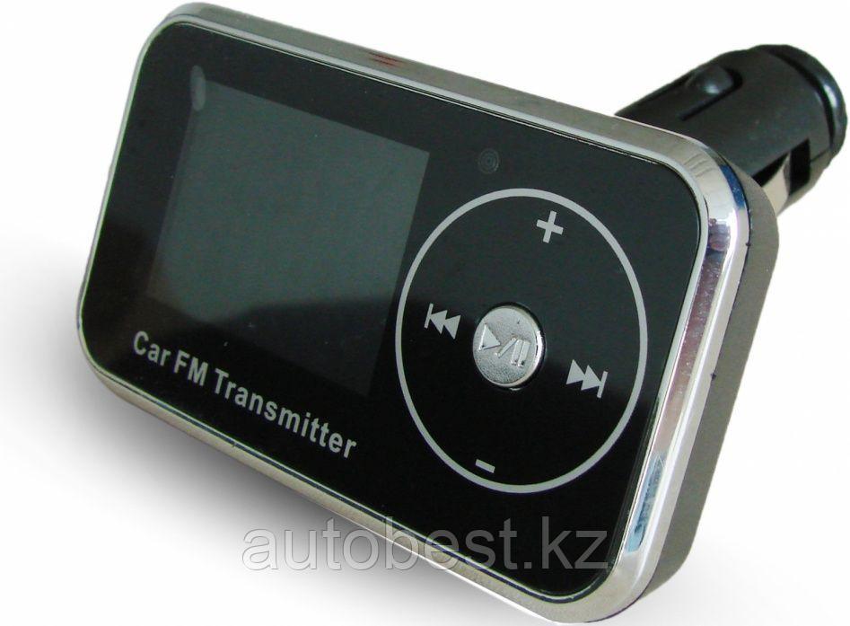 MP3 плеер + FM трансмиттер с дисплеем и пультом AVS F-515