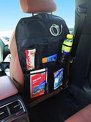 Органайзер пространства на спинку сидения AVS OS-001