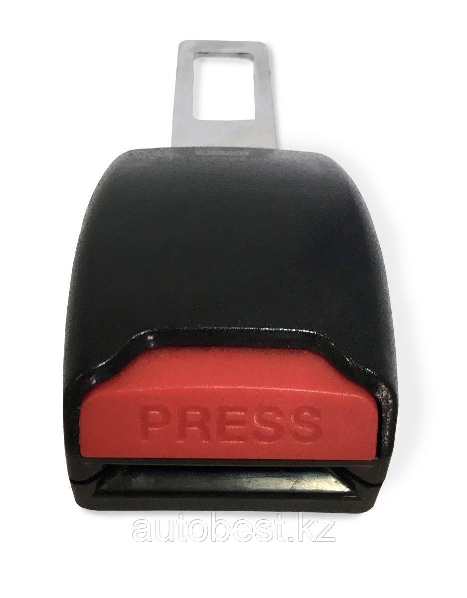 Заглушка ремня безопасности AVS BS-001 - 1 шт