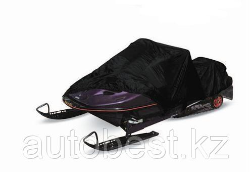 Защитный чехол-тент на снегоход AVS SC-525 «XL» 330х36х102см (водонепроницаемый) чёрный