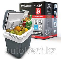 Холодильник автомобильный AVS CC-24NB 24л 12V/220V Автохолодильник
