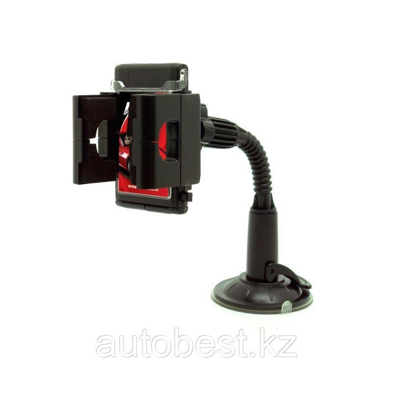 Держатель телескопический  AVS АН-2107-D для сотовых телефонов/КПК/GPS