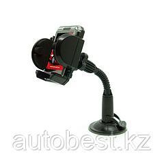 Держатель телескопический  AVS АН-2116-D для сотовых телефонов/КПК/GPS
