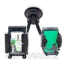 Держатель телескопический  AVS АН-2107+2081-A8 для сотовых телефонов /КПК/GPS