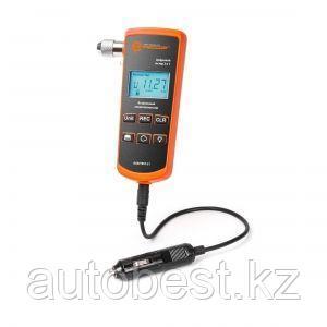 Цифровой тестер Агрессор, 3в1, ЖК дисплей, тестер АКБ, тестер генератора, измерения давления в шинах,