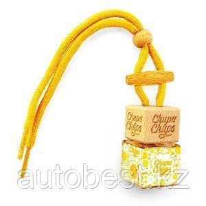 Ароматизатор воздуха «Chupa Chups» (Lime-lemon) подвесной, флакон, 5 мл. «Лайм-Лимон», 1/6/120