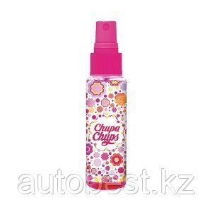 Ароматизатор воздуха «Chupa Chups» (Strawberry Cream) спрей, !!! 50 !!! мл. «Клубника со сливками»,