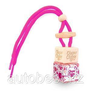 "Ароматизатор воздуха «Chupa Chups» (Strawberry Cream) подвесной, флакон, 5 мл. ""Клубника со сливками"
