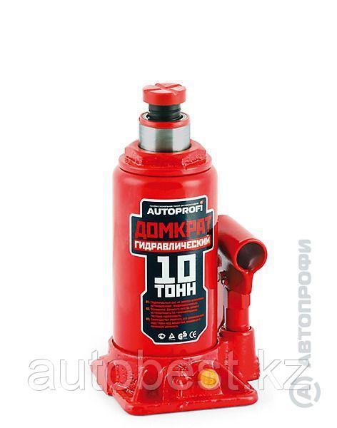 Домкрат гидравлический бутылочный 10 тонн 1/2
