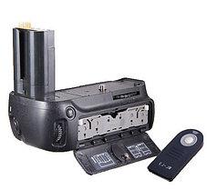 Батарейный блок на Nikon D90 DSLR, фото 2
